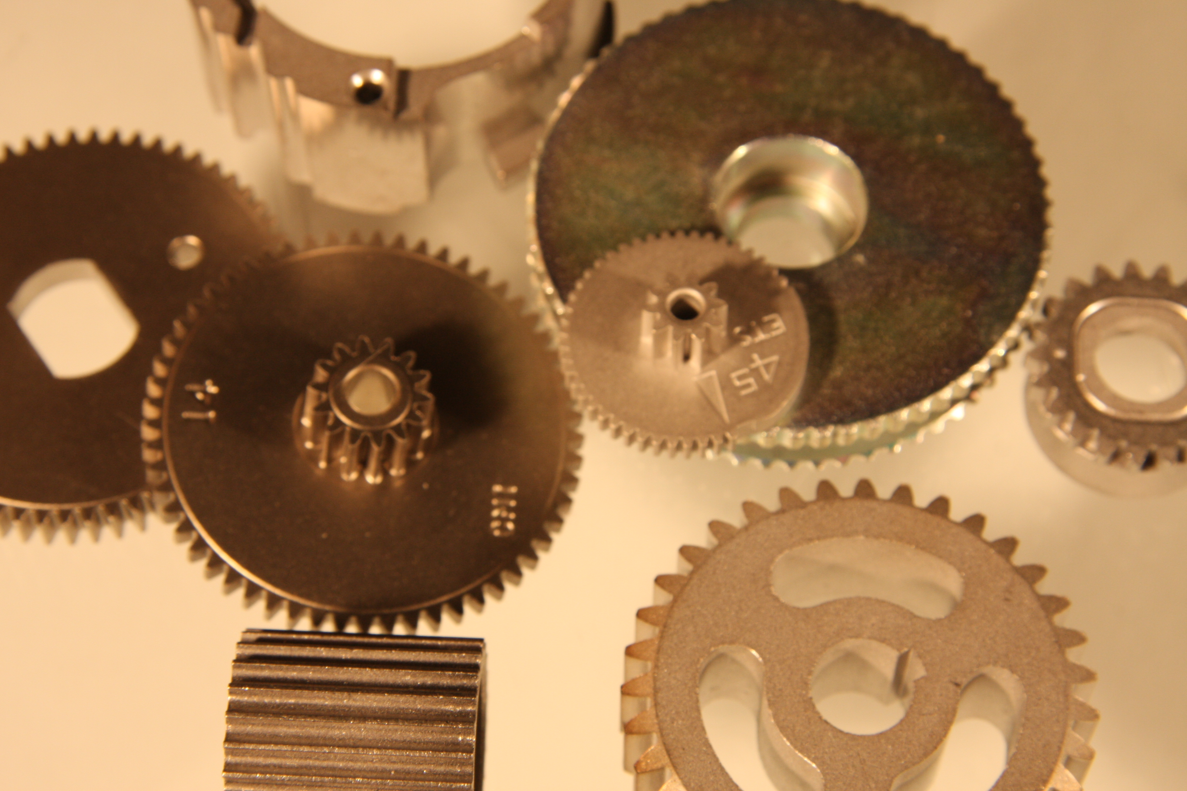 Pulley And Gears Test : Products comtec mfg inc